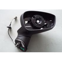 Espelho Retrovisor Interno Eletrico Ford New Fiesta Original