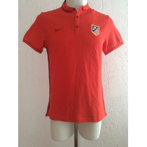 Playera Polo Atlético De Madrid Temporada 2015-2016 Nike