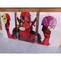 Deadpool Red Marvel Universe Cuadros Tripticos X Men Comics