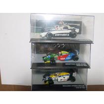 Formula 1 Nelson Piquet Brabhan Benetton Williams 1/43 Ixo