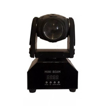 Par De Luces Moviles Mini Beam 10w