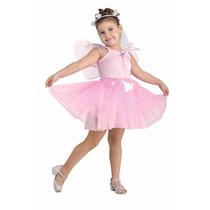 Disfraz Hada De La Primavera Niña T 4 A 6 Años Envio Gratis