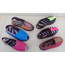 Zapatos Tipo Alpargatas Cocuiza Zapatillas