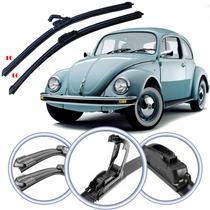 Kit Limpador Para-brisas Volkswagen Fusca 1976 Á 1986