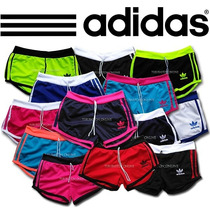 Short Deportivos Adidas Para Damas