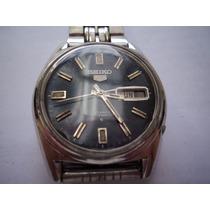 Relógio Seiko 5 Automático 6119 8093