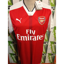 Jersey Puma 100% Original Arsenal De Inglaterra 2017 Local