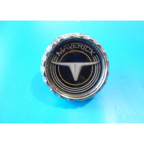Emblema Maverick 302 - 289 Ford Tapon Parrilla Falcon