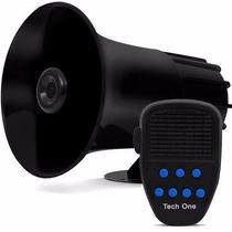 Sirene Policia 7 Sons + Microfone