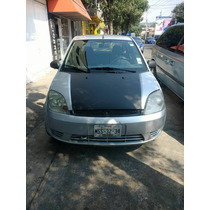 Ford Fiesta 4p First 5vel A/a Sedan 2007