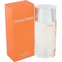 Clinique Happy Perfume Spray Mujer De 100ml