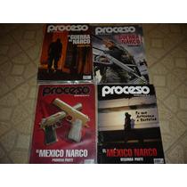 Revistas Proceso Especiales El Mexico Narco Y La Guerra