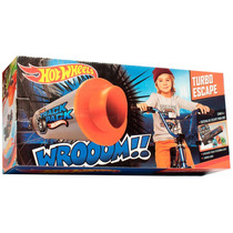Hot Wheels Turbo Escape Para Bicicleta Faydi El De Tv!!