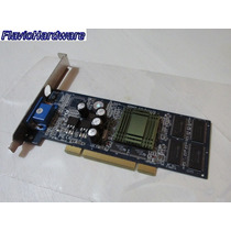 Placa De Video Xfx Sis 305 Pci Comun Vga Inconseguible