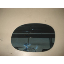 Lente Espelho Retrovisor Azul Peugeot 206 Lado Esquerdo
