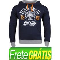 Ecko Unltd Casaco Moleton Original C/etiqueta Frete Gratis