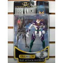 Bat Attack Batman Legends Of The Dark Knight Kenner