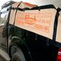Lona Encerado Premium 12x8 M Ripstop Areia Caminhão Carreta