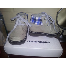 Botines Hush Puppies Para Niño.