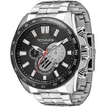Relógio Technos Masculino Performance Ts Carbon Os2aan/1p