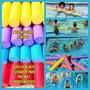 (flutuador,espaguete,boia,macarrão P/piscina Kit Com 20 Unid
