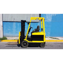 Montacargas Hyster Electrico 2003 Bat Y Car Incl 7500 Horas