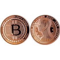 Bitcoin Guardian, 1 Onza De Cobre .999