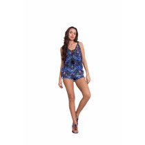 Musculosa Notting Octane Jeans