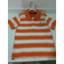 Camisa/blusa Polo Infantil Ralph Lauren E Tommy Tamanho 3