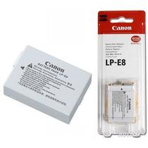 Bateria Canon Lp-e8 Original Lp E8 Kiss T3i T4i T5i X4 X5