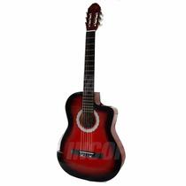 Guitarra Criolla Con Corte