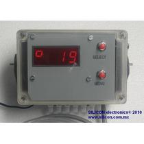 Control Medidor Temperatura Humedad Relativa