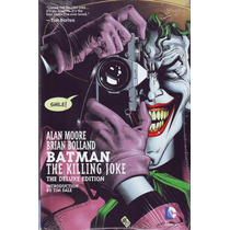 Batman The Killing Joke The Deluxe Edition Español O Ingles