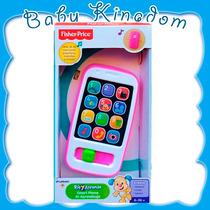 Telefono Celular De Bebe Fisher Price Juguete Para Nena