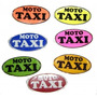 Emblema Moto Taxi