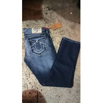 Pantalon - Jeans Marca True Religion T- 36 Skinny
