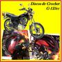 Disco De Croche Suzuki Gn Y Owen Gs Nuevos