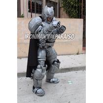 Batman Disfraz Adulto Armadura Iron Man Traje Batman