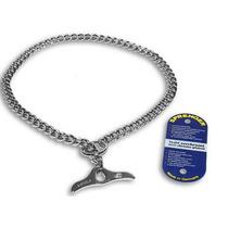 Collar Aleman De Castigo Hs Con Mariposa De 65 X 3mm