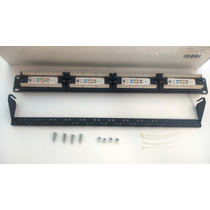 Patch Panel 24 Cat. 5e (pnl5eu24)