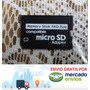 Memoria Psp 32gb Con Juegos, God Of War, Chip Y Más