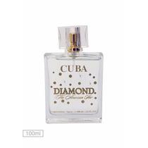 Perfume Diamond - The American Star Cuba 100% Original Loja
