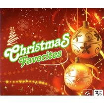 Cd Triple Navideño: Chirstmas Favorites 2008