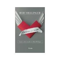 Libro Ordenes Del Amor *cj