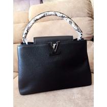 Bolsa Louis Vuitton - Couro Importada