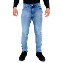 Calça Jeans Skinny Indulto Irade Blue