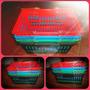 Canastos Plasticos Para Autoservicios - Varios Colores