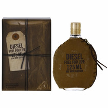 Perfume Diesel Fuel For Life 125ml Para Hombre