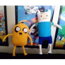 Combo Adventure Time (hora De Aventura) - Finn E Jake