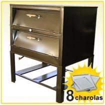 Horno De Gaveta P/8 Charolas